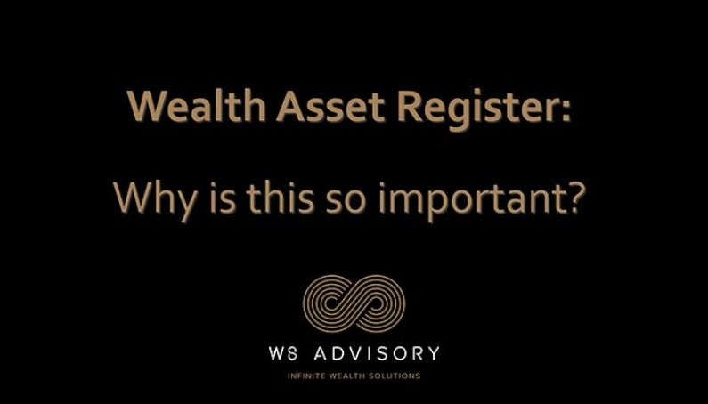 Wealth Asset Register 700x400